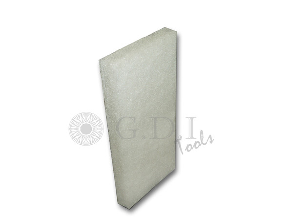GT085 THK – 1″ Thick Scrub Pad 6″x9″  Great for cleaning windows prior to tint installation! These white scrub pads help remove any stubborn dirt or debris without damaging windows and will help insure a perfect window film install.