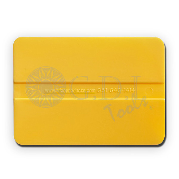 GT087FT – Flat Yellow Lidco Squeegee