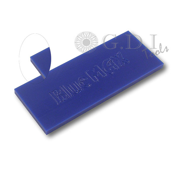 Square Blue Max 5″ Hand Squeegee (GT117B)