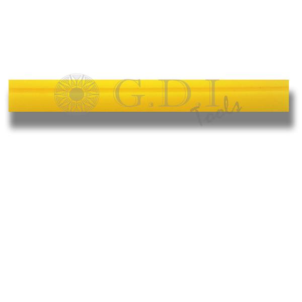 """18 1/2"""" Soft Dark Yellow Turbo Blade"""