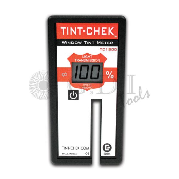 Tint Chek TC1800 Automotive Meter