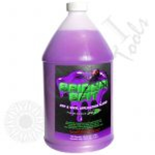 GT2119 – Spider Spit (Gallon) A specially created formula for application of PPF and wet install vinyl films. Contains no particulates, no degreasers, lanolin or harsh chemicals that weaken the performance of your products. Slips when you need it to and tacks quickly. Mixing ration: 1 ounce per gallon of water. Distilled water works best!