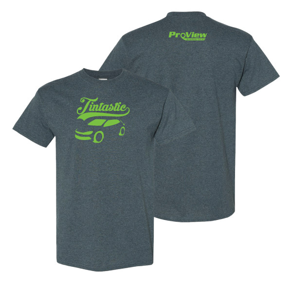Tintastic T-Shirt - Dark Heather