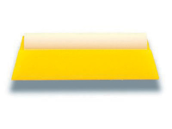 """Squeegee, 5.5"""" Yellow Turbo"""