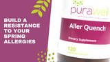 Build A Resistance To Your Spring Allergies
