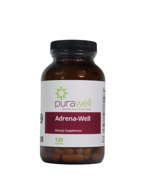 Adrena-Well, 120 Capsules