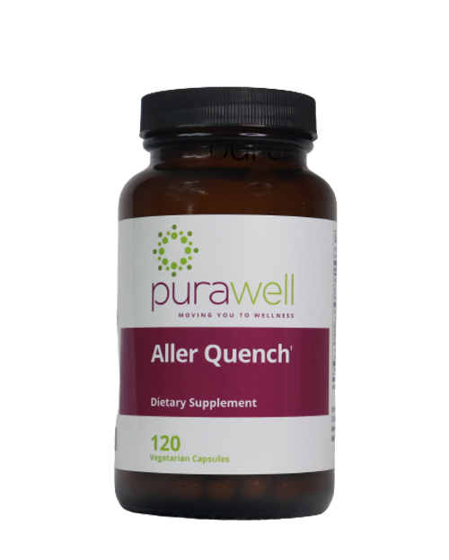 Aller Quench, 120 Vegetarian Capsules