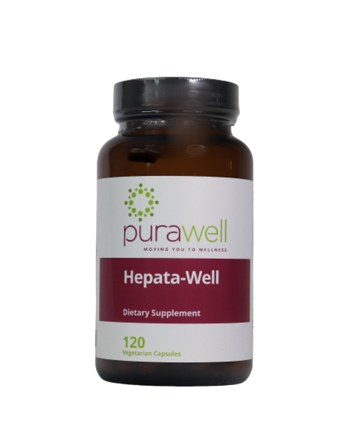 Hepata-Well, 120 Vegetarian Capsules