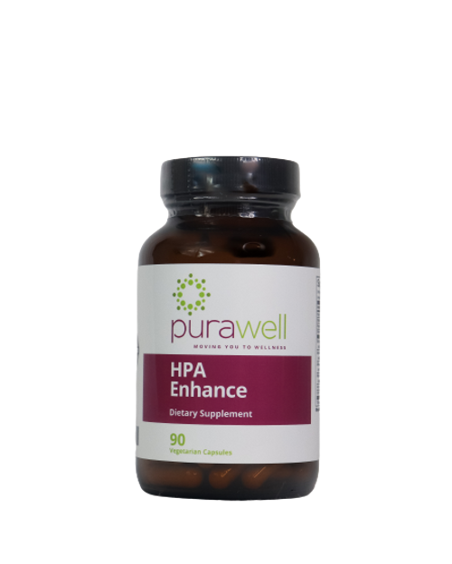 HPA Enhance, 90 Vegetarian Capsules