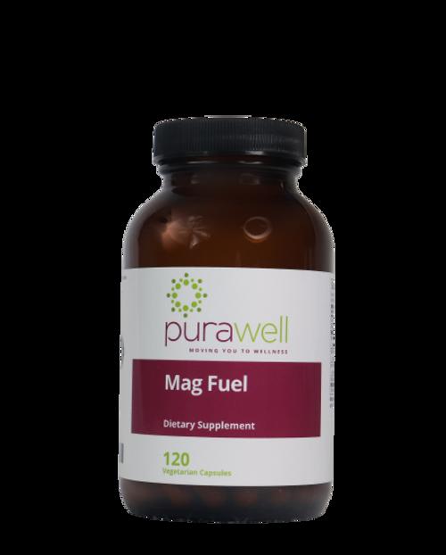 Mag Fuel, 120 Vegetarian Capsules