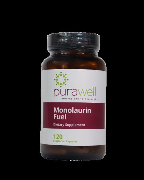 Monolaurin Fuel, 120 Vegetarian Capsules