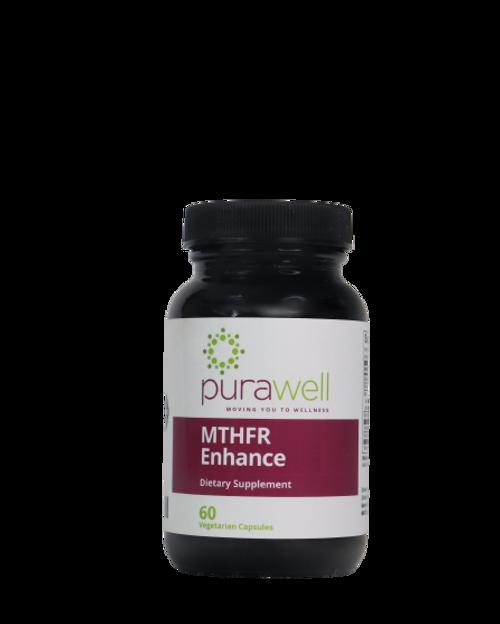 MTHFR Enhance, 60 Vegetarian Capsules