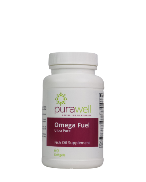 Omega Fuel, 60 Softgels