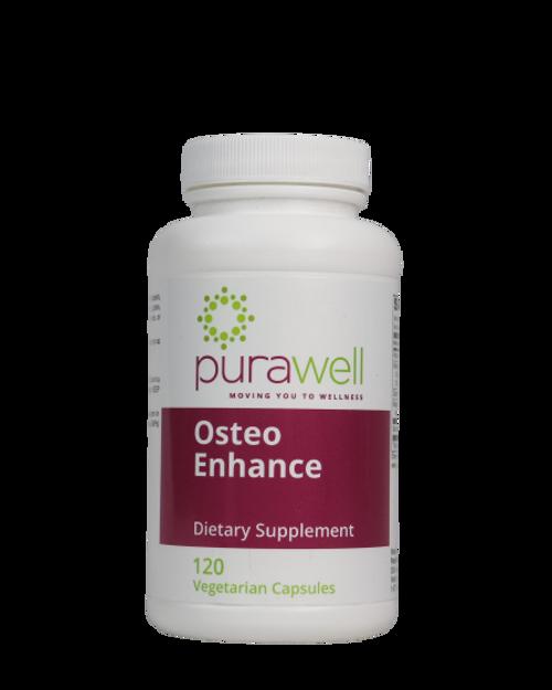 Osteo Enhance, Capsule Formula, 120 Vegetarian Capsules
