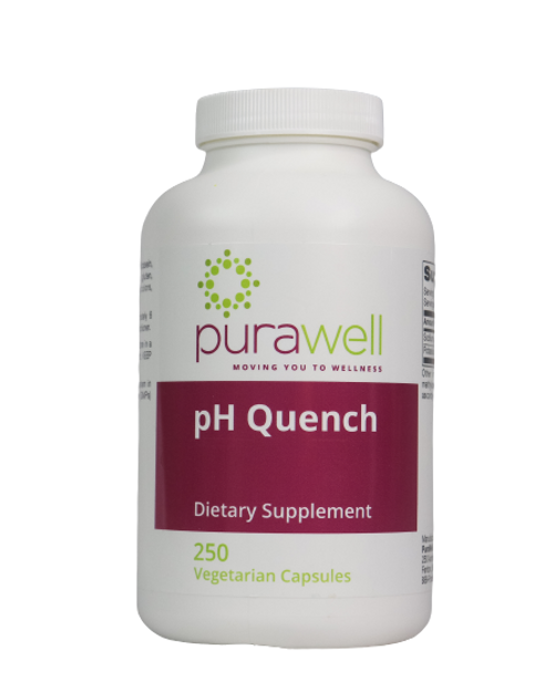 pH Quench, 250 Vegetarian Capsules