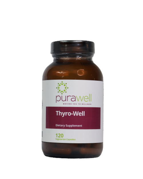 Thyro-Well, 120 Vegetarian Capsules