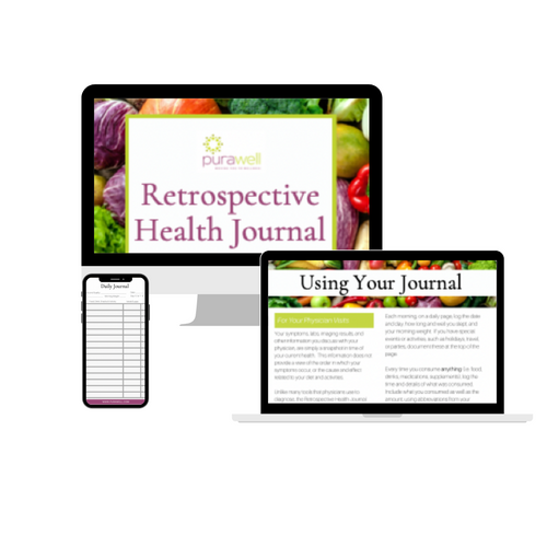 Retrospective Health Journal - PDF Download