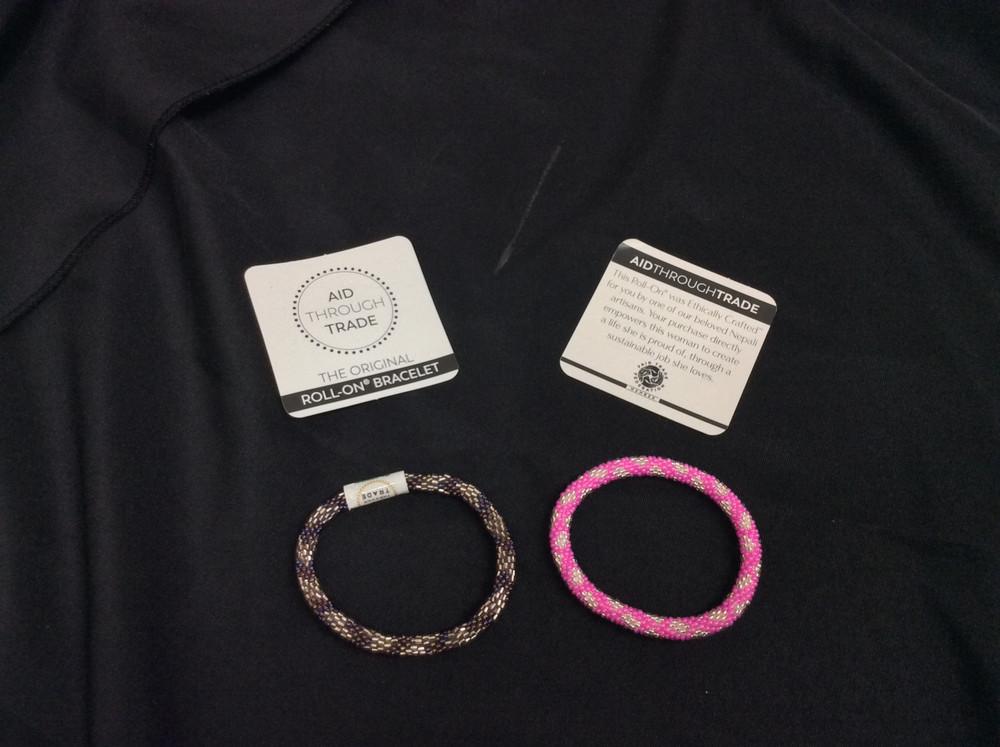 Roll on Bracelet Set 1