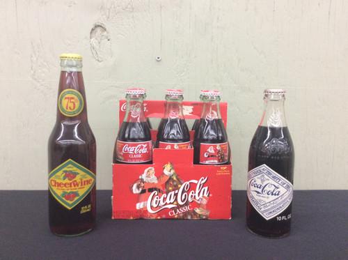 Coca Cola & Cheerwine