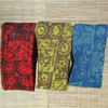 Assorted Cotton Head Bands With Print Or Tie Dye