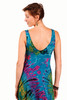 June Mudmee Rayon Spandex Tank Maxi Dress