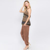 Jasmine Viscose Harem Pants With Pockets