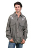 Saint Stephen Cotton Button Up Shirt With SYF & Bolt Embroidery