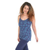 ESTIMATED PROPHET TOP- Cotton Lycra Printed Spaghetti Strap Top With Bolt, Bear Or SYF