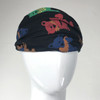 Cotton Lycra Headband with Printed Bolt, Bear or SYF