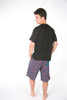 FISHMAN SHORTS- Cotton Men's Donut Print Cargo Shorts