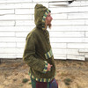CHEECH HOODY - Cotton Stonewash Pullover Hoody