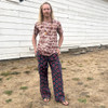 FUEGO PANTS - Men's Donut Print Cargo Pants