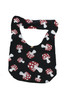Cotton Baba Bag - Mushroom & Pot Leaf Print