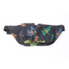 Grateful Dead Printed Cotton  4 Pocket Fanny Pack