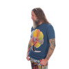 RAINBOW TREE NO TIME T-SHIRT Cotton Rainbow Tree T-Shirt