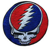 Embroidered Patch Steal Your Face (6 inches)