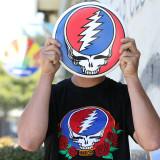 Grateful Dead Licensed Ultimate Discs Steal Your Face