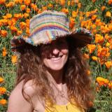 Hemp Rainbow Net Hat-Assorted
