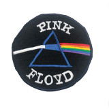 Medium Embroidered Pink Floyd Patch (5 inches)