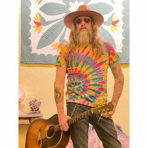 OTIS SHIRT Cotton Mudmee Tie Dye T-Shirt
