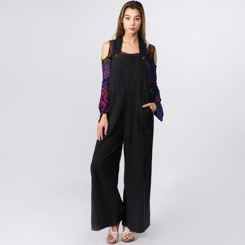 SAWYER OVERALLS- Enzyme Washed Heavy Cotton Overalls