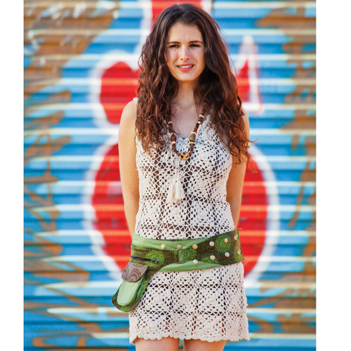 Original Belt-Shown In Olive/Green-Color, Print & Patchwork Varies