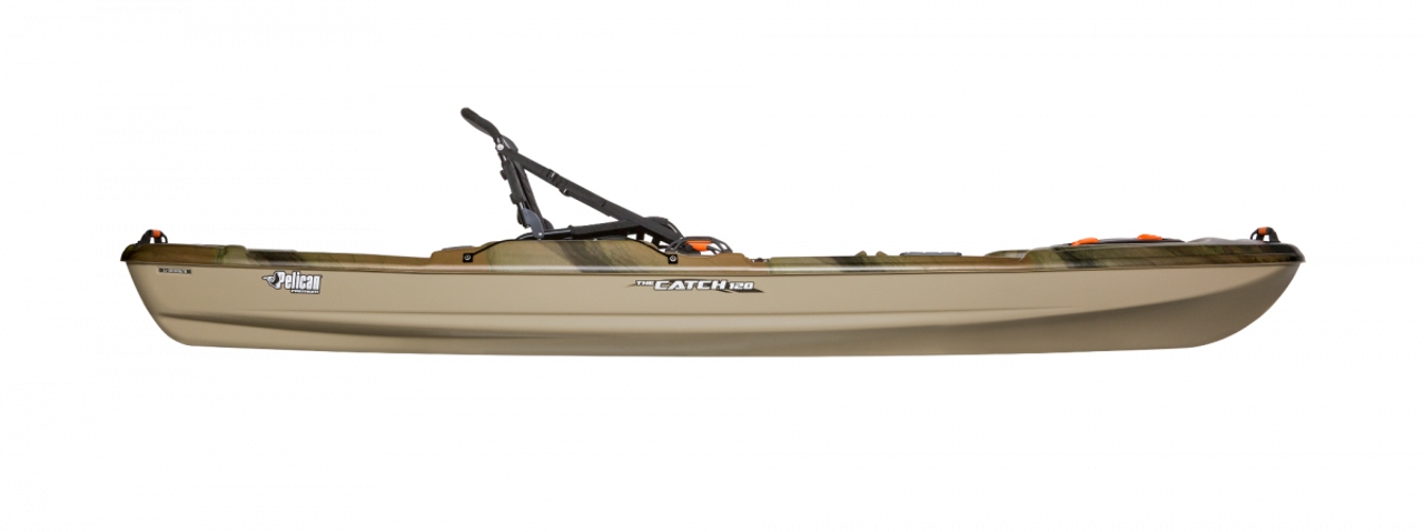 Pelican the Catch 120 Fishing Kayak 12' Stand UP Kayak