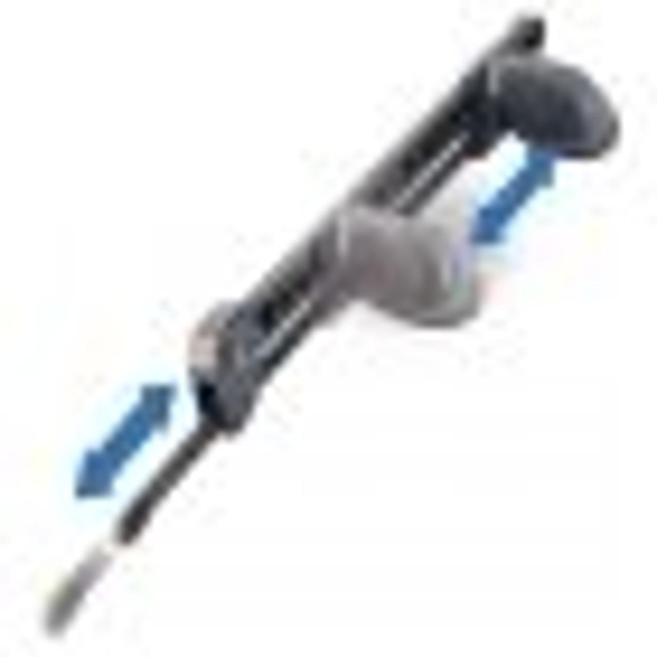Perception Kayak Slide Lock Foot Braces