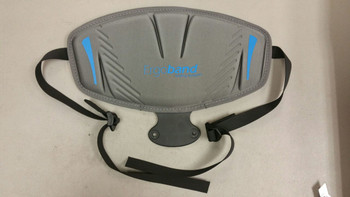 NEW !! Pelican  Kayak Ergoband Backrest Grey / Blue