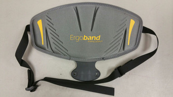 NEW !! Pelican  Kayak Ergoband Backrest Grey / Orange