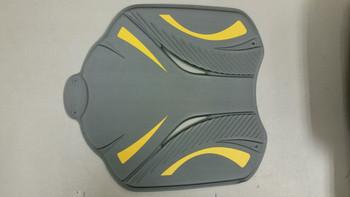 NEW !! Pelican  Kayak Ergoband Seat Cushion Grey / Orange