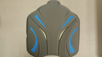 NEW !! Pelican  Kayak Ergoband Seat Cushion Grey / Blue