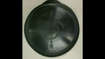 Hurricane Kayaks Round Hatch Cover 5.5""
