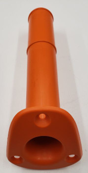 Kayak Rod Holder, ORANGE, 30 Degree Flush Mount